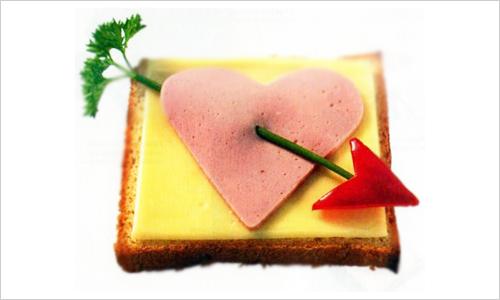 романтичные блюда
