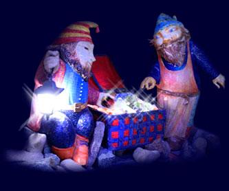 новогодние представления в кукольном театре